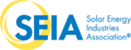 Solar Energy Industries Association (SEIA) Logo